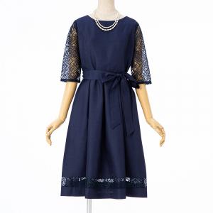 Select Shop コードレースシャンタンドレス