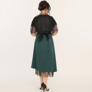 form forma 【ドレス3点SET】裾チュール