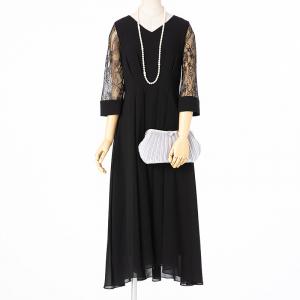 Dorry・Doll 【ドレス2点SET】 ドリードール ブラック/S-M