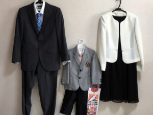 七五三の親子の服装イメージ
