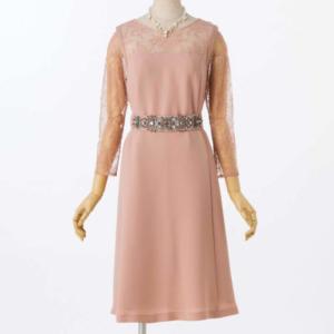 グレースコンチネンタルビジューベルトのレンタルドレス