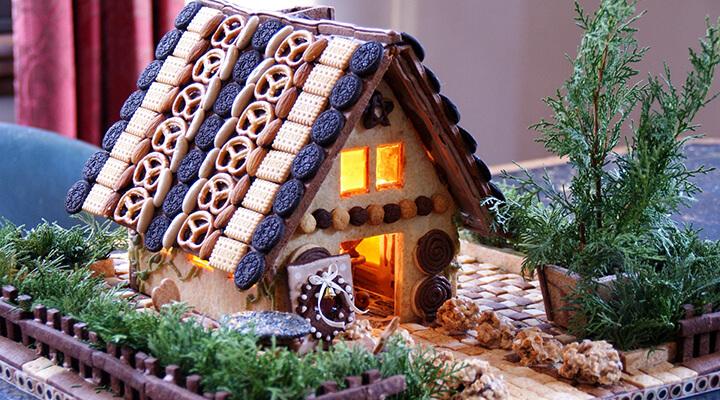4つのチェンジで盛り上がる!家で過ごすクリスマス☆