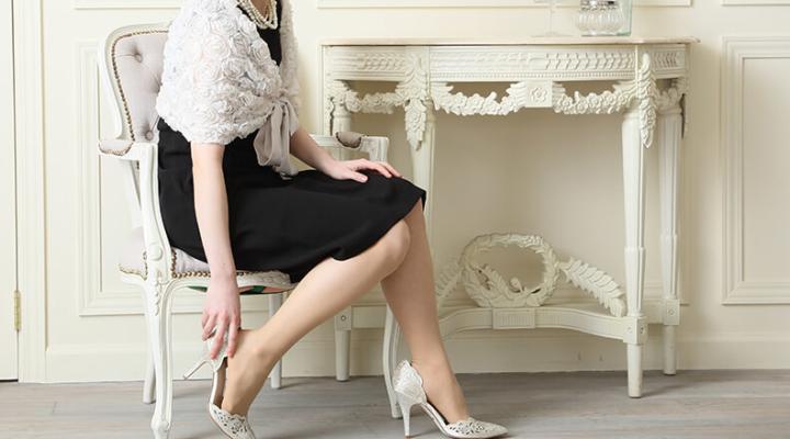 結婚式のお呼ばれ靴60選 色やデザインはこう選ぶ!