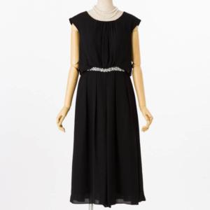 apresjourアプレジュールのガウチョドレス