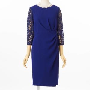 グレースコンチネンタルドレープレースのレンタルドレス