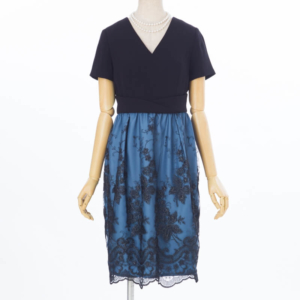 グレースコンチネンタルのスカラチュールのレンタルドレス