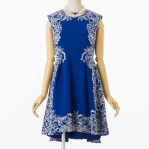 グレースコンチネンタルトリアセトリミングドレス