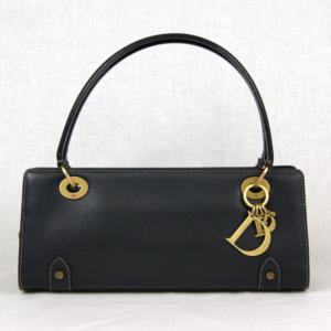 Christian Dior ディオール レザーハンドバッグ