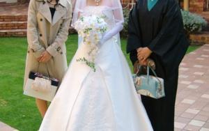 親族結婚式イメージ
