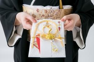 輪結びのご祝儀袋