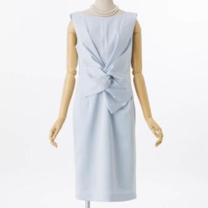 GRACE CONTINENTAL グレースコンチネンタル サテンクロスドレープドレス/2泊3日7,200円