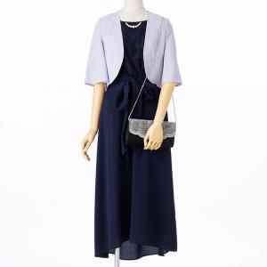 Je super 【ドレス3点セット】ジュシュペール ネイビー/M