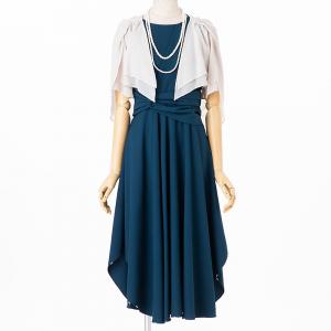 form forma 【ドレス3点SET】ウエストツイストドレス(L)