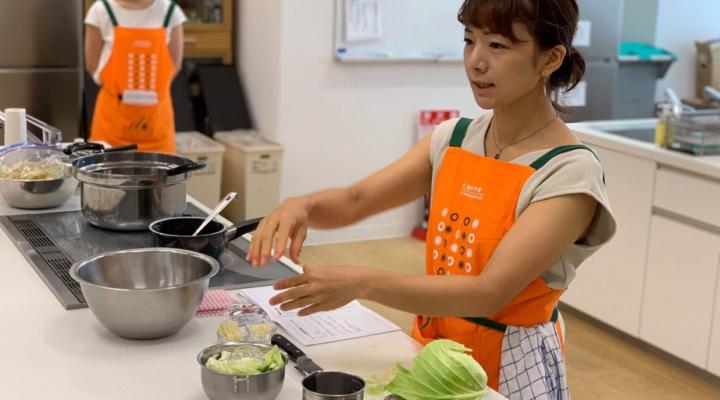 30歳で料理研究家へ!「好き」をキャリアに -インタビュー#01りんひろこ-