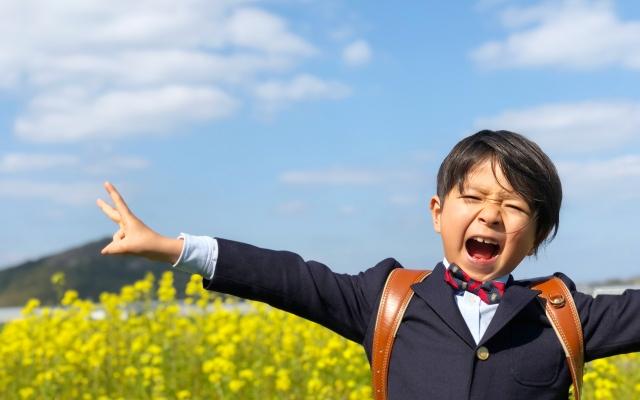 [小学校入学式]男の子におすすめの服装&ブランド