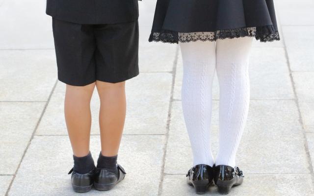 [卒園・入学式]レンタルできる子供フォーマル服