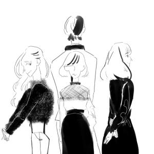 [レンタル]シーンに応じた服が選べる