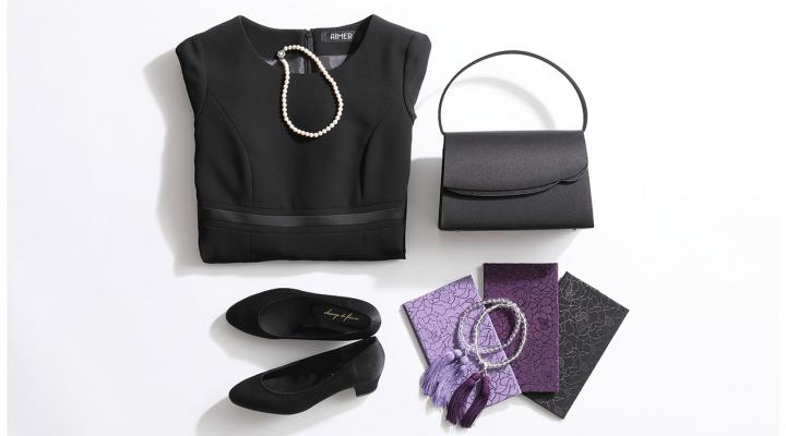 [お通夜・葬儀・告別式]持ち物リスト&服装小物マナー