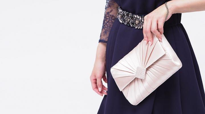 結婚式にはこんなバッグが正解! マナーと選び方