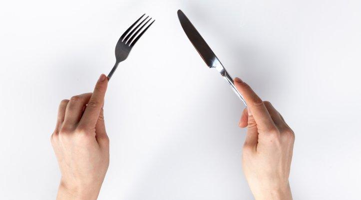 [レストランマナー]オーダーから食事
