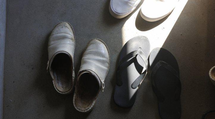 [NG3]カジュアルとみなされる靴