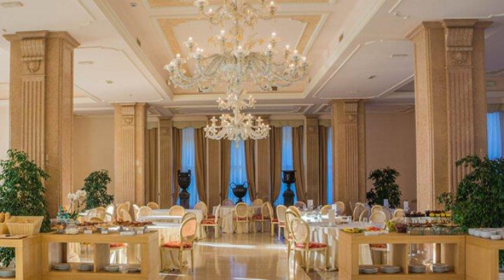 ホテルや高級レストラン