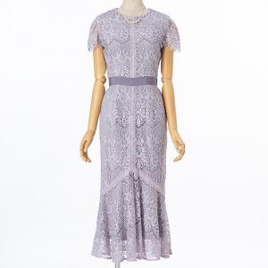 ラグナムーン LADYレースマーメイドドレス