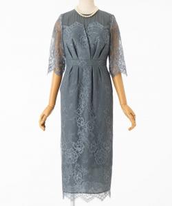 Dorry・Doll ドリードール  デコルテシアーIラインドレス