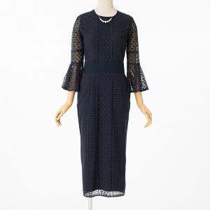 ラグナムーン LADYダイヤレースドレス