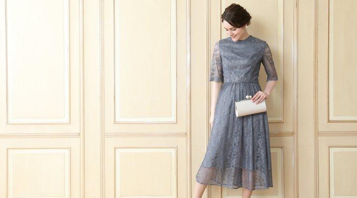 ドレス選びと服装の注意