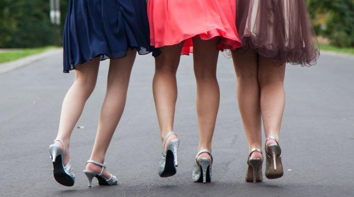 正しくストッキングを履いて安心して結婚式に参加しよう