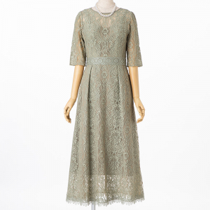 Select Shop クラシカルレースドレス
