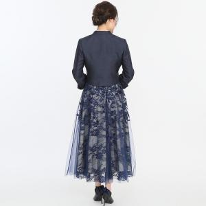 【ドレス3点SET】刺繍レース