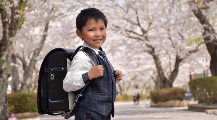 【小学校入学式】男の子におすすめの服装&ブランド