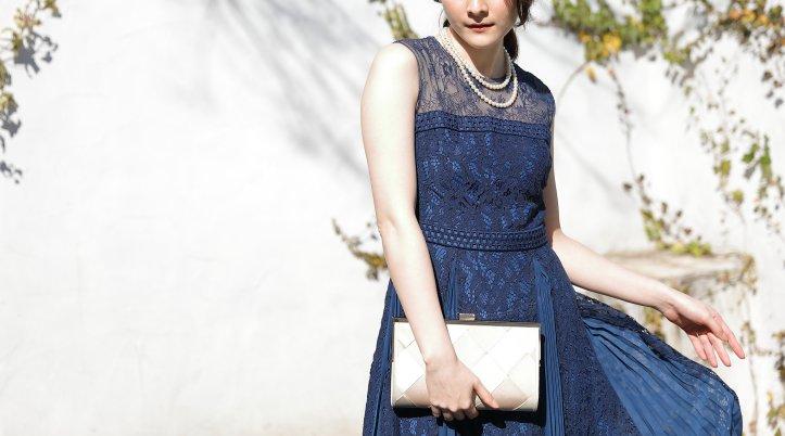 結婚式 ドレス 40代